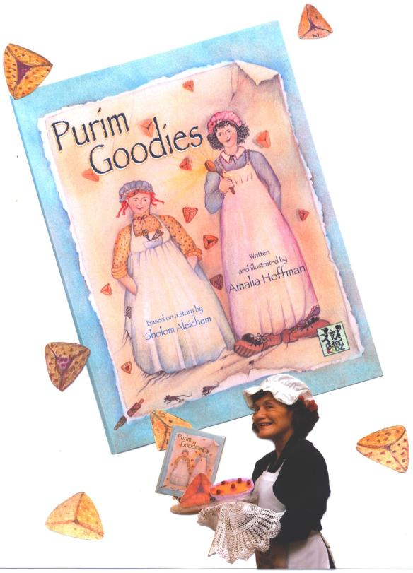 Storytelling of Purim Goodies