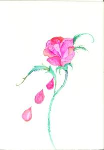 Rose for Joan Rivers