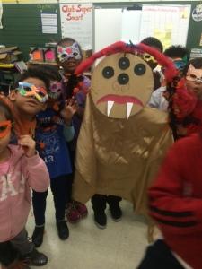 school 13  scary puppet 2014