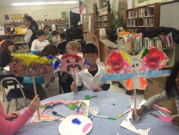 pulaski kids with inkblots
