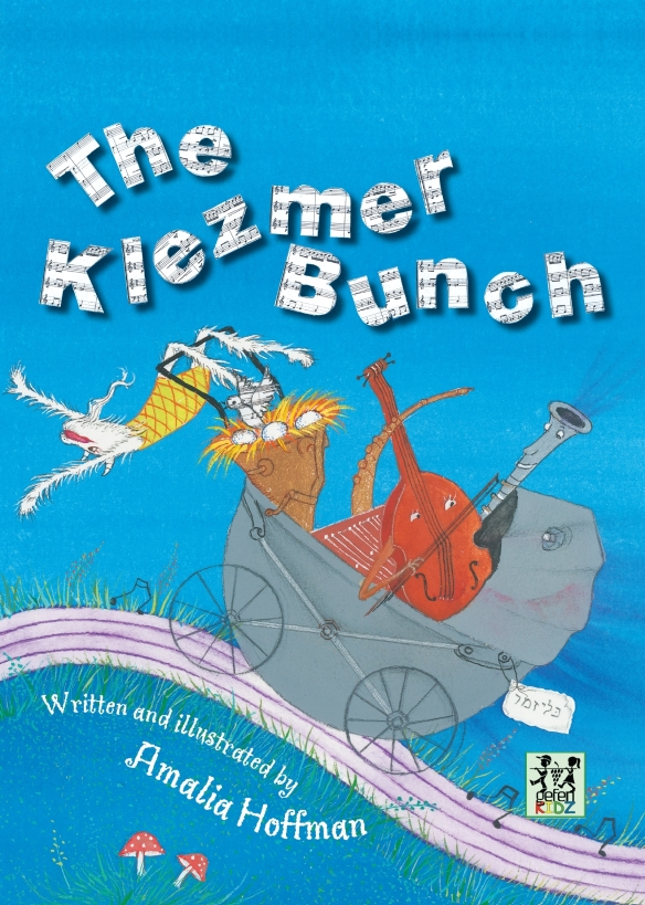 The Klezmer Bunch Cover for email