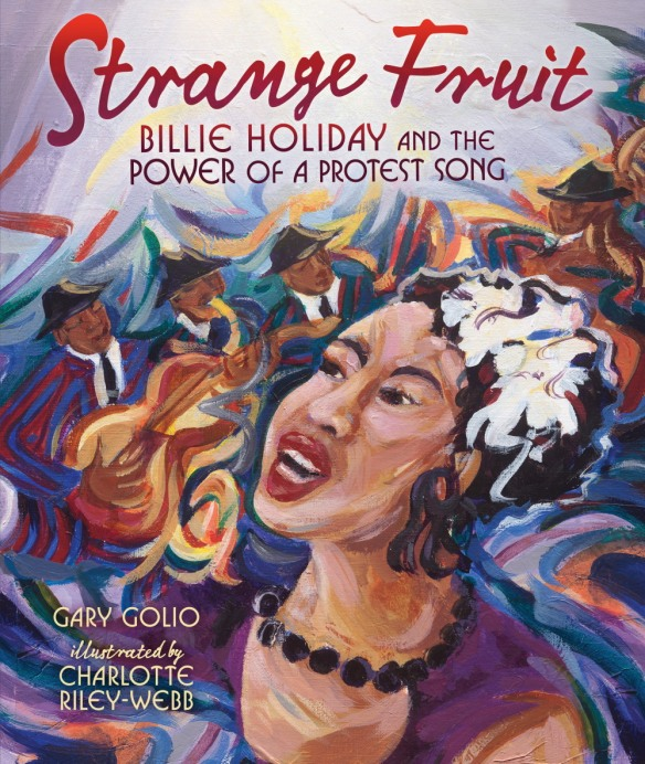 Strange Fruit cover medium
