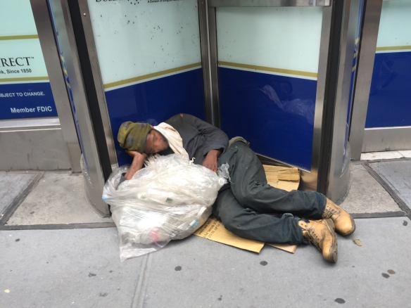 homeless NYC 1