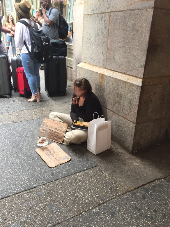 homeless NYC 2