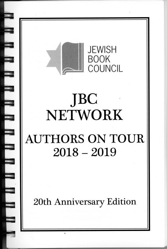 JBC author on tour188