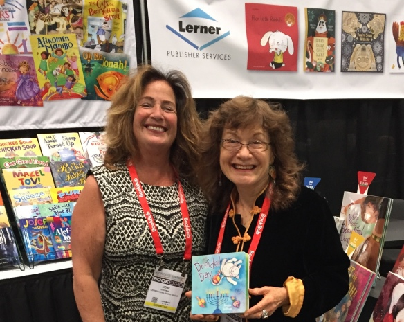 book expo with Joni