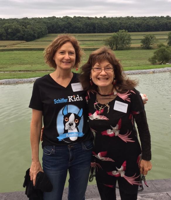 Cheryl Weber & me