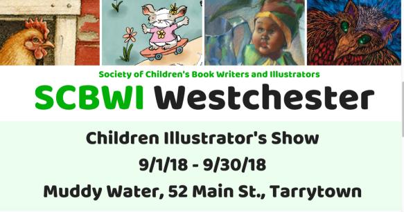 illustrator shoe scbwi westchester
