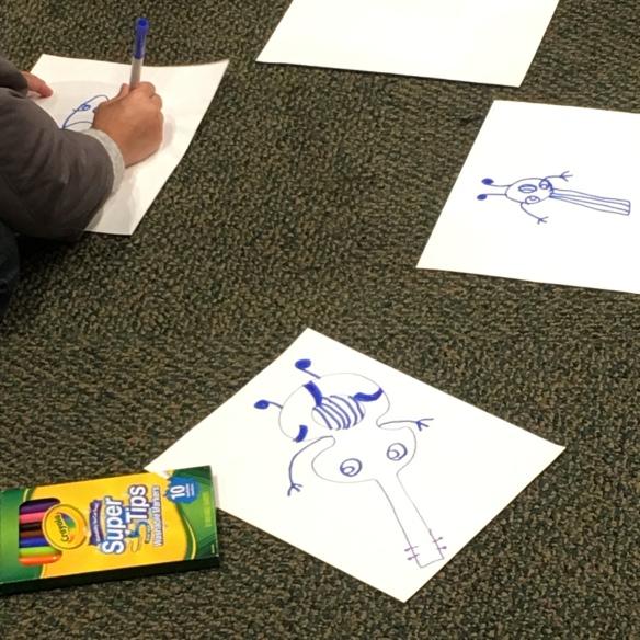 books of wonder drawings by kids