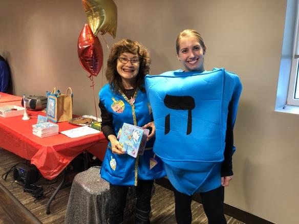 Dreidel & amalia Simon & Sara Birnbaum JCC