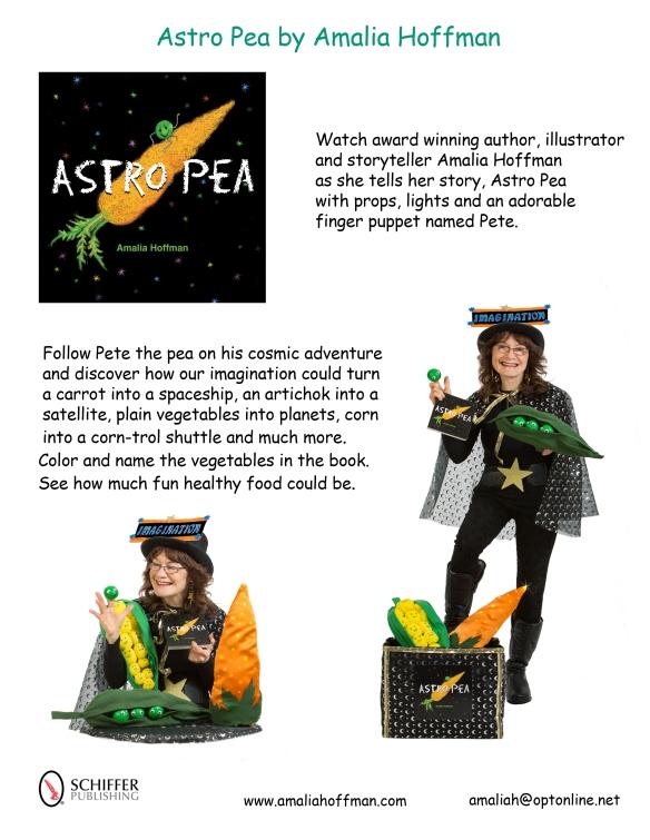 storytelling astro pea