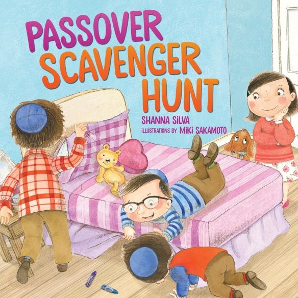 Passover Scavenger Hunt cover