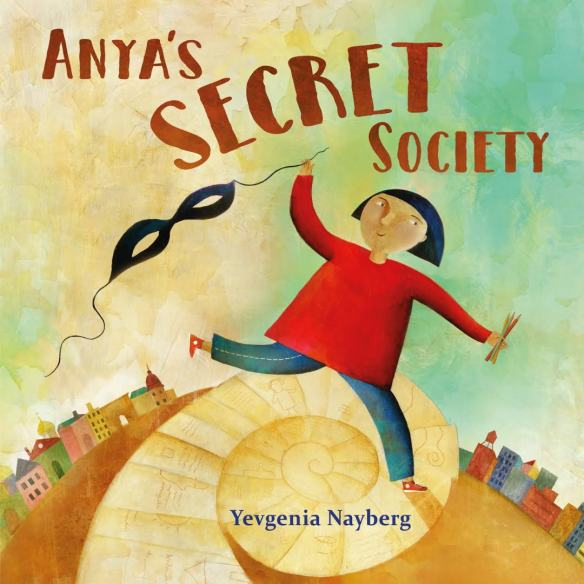 Anya's Secret Society cover_final
