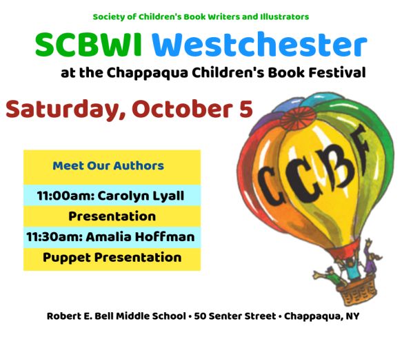Chappaqua book fair 2019