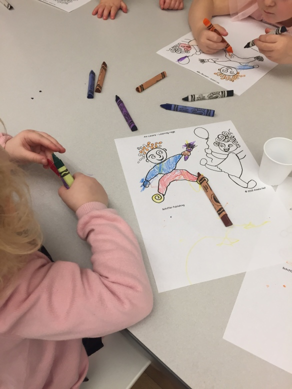 mamaroneck library coloring